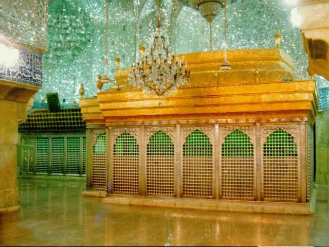emam hossein nariya راز شش گوشه بودن ضریح امام حسین چیست