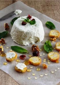 پنیر ریکوتای خانگی