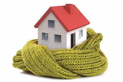 نحوه گرم کردن خانه بدون بخاری