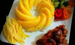 طرز تهیه مرغ ترکیه ای، غذای ملل
