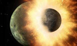 نگاهی نو به چگونگی شکل گیری ماه