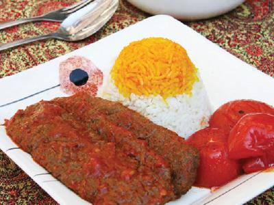 طرز تهیه تاوا کباب