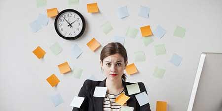 چطور برای همه چیز وقت پیدا کنیم ؟
