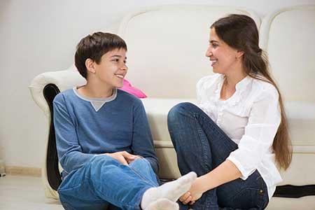 ۱۰ کلید ارتباط قوی والدین با فرزندان