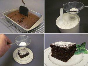 این کیک شکلاتی را بدون تخم مرغ و شیر درست کنید