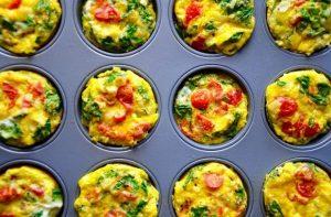 مافین تخم مرغ و سوسیس رو اینگونه درست کنید