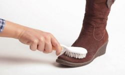 راهنمای تمیز نگه داشتن و نگهداری از کفش های زمستانی