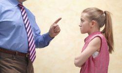 آشنایی با تنبیه مثبت کودکان و تاثیر آن..!