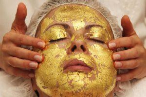 با ماسک طلا آشنا شوید