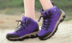 ویژگی های کفش مناسب پیاده روی